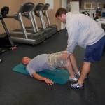 Islesblogger Stretching